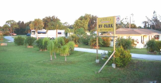 Orbit RV Park - Grant, FL - RV Parks