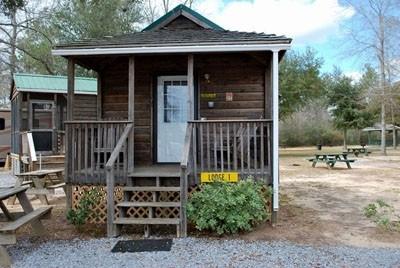 Gulf Pines KOA RV Park - Milton, FL - RV Parks