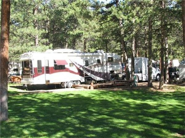 Diamond Campground and RV Park - Woodland Park, CO - RV Parks