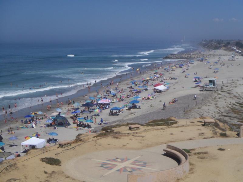 South Carlsbad State Beach - Carlsbad, CA - RV Parks