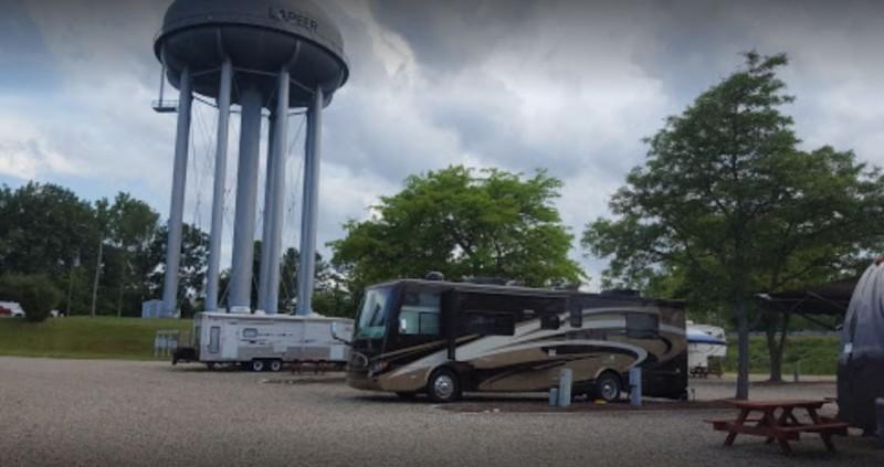 Watertower Travel Trailer Park - Lapeer, MI - RV Parks