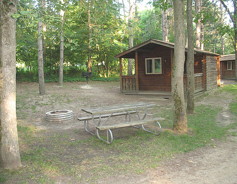 Salmon Run Campground - Grant, MI - RV Parks