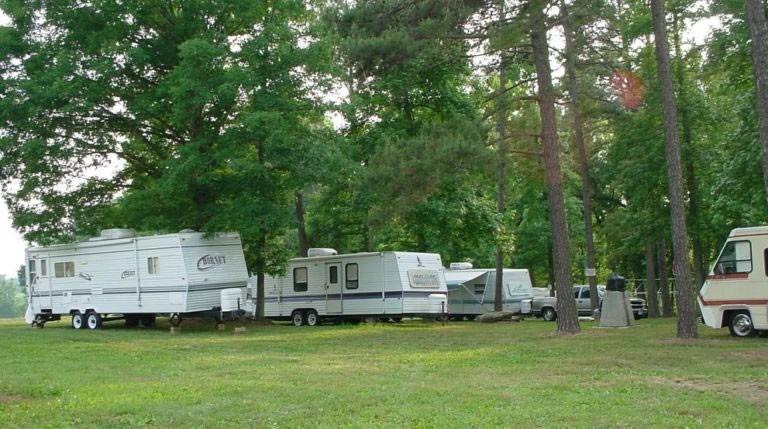 Cane Creek Campground & RV Park - Snow Camp, NC - RV Parks