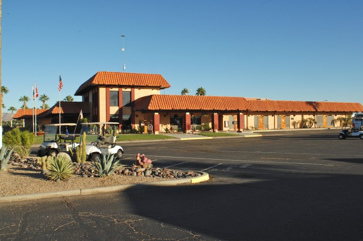 Westwind R V Amp Golf Resort Yuma Az Rv Parks