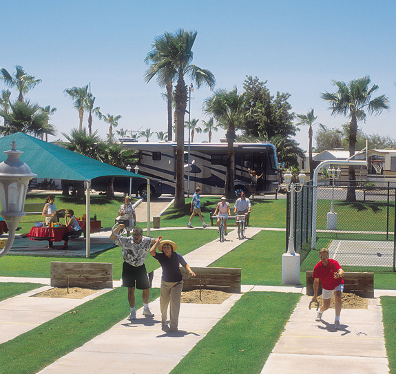 Camper Resorts Of America - Perris, CA - RV Parks