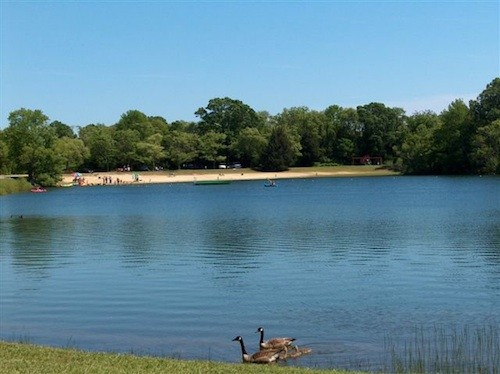 Lake Laurie Rv Resort And Campground Cape May Nj Sun