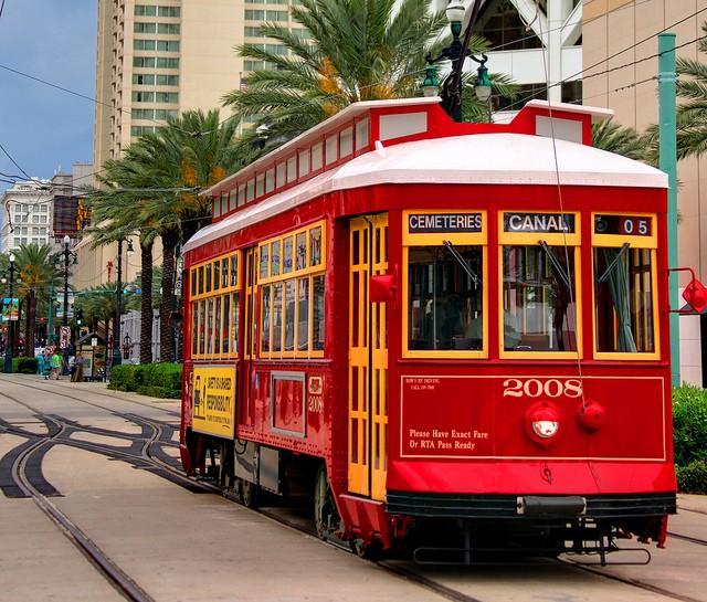 Riverboat Travel Park - New Orleans, LA - RV Parks