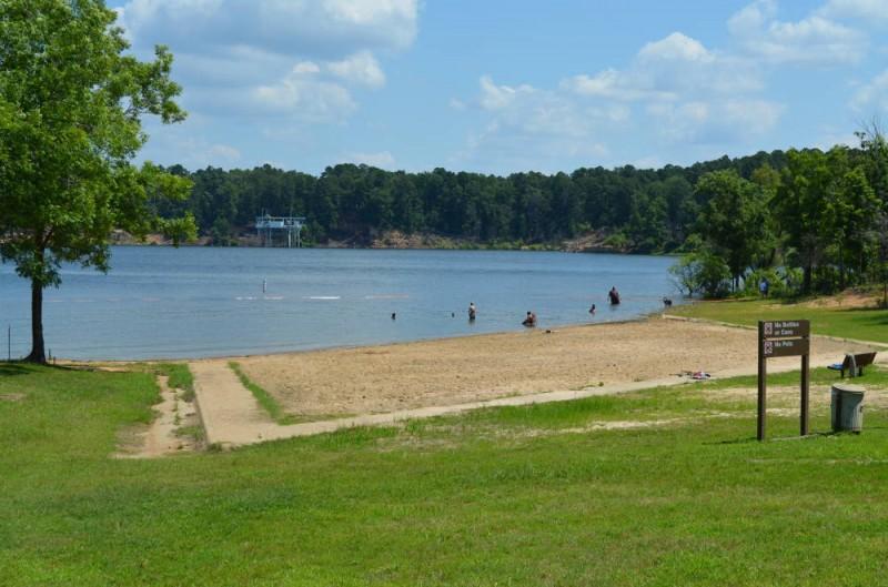 Rocky Point Park And Campground Texarkana Tx County
