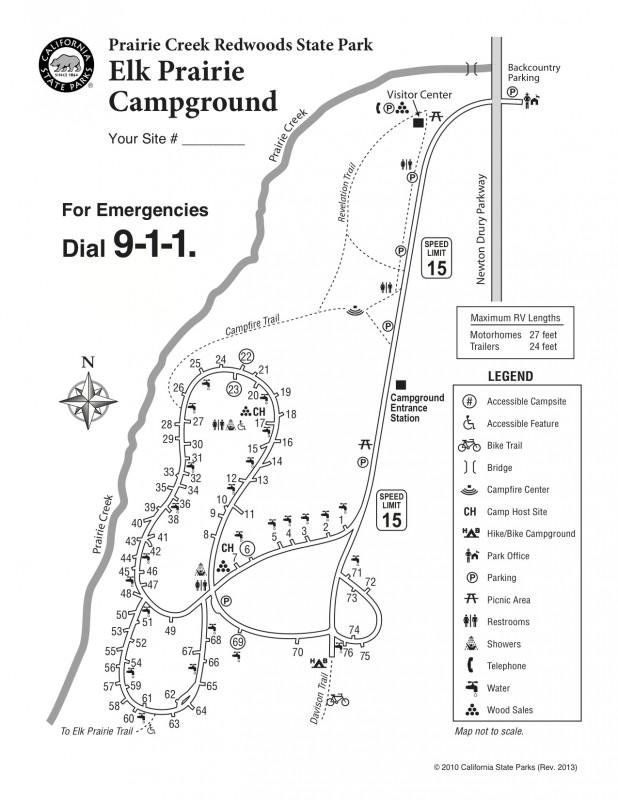 Prairie Creek Redwoods State Park - Orick, CA - California State Parks