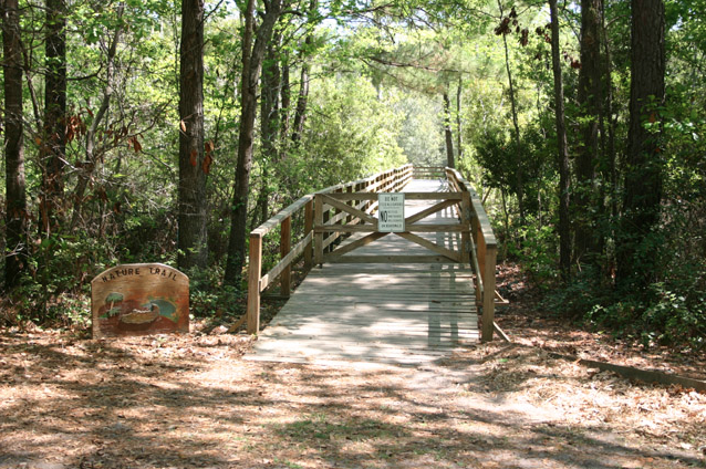 Tuck In The Wood Campground - St Helena, SC - RV Parks