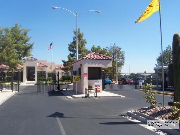 Flamingo West - Las Vegas, NV - RV Parks