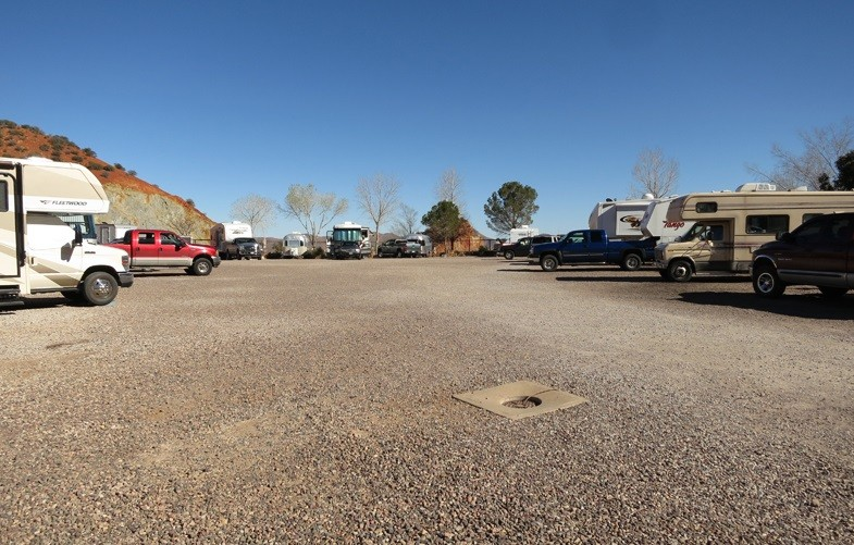 Queen Mine Rv Park - Bisbee, AZ - RV Parks