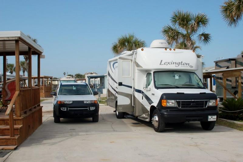 Bryn Mawr Ocean Resort - St Augustine, FL - RV Parks
