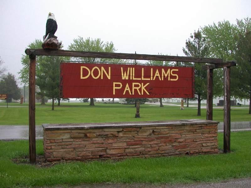 Don Williams County Park Ogden Ia County City Parks