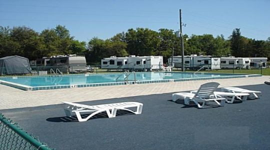 Rose Bay Travel Park - Port Orange, FL - RV Parks