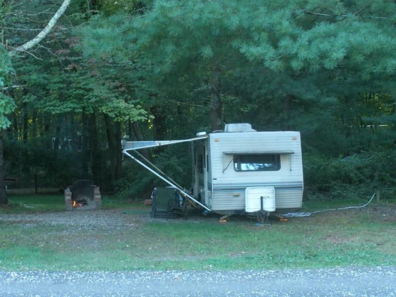 Lake Williams Campground - Lebanon, CT - RV Parks