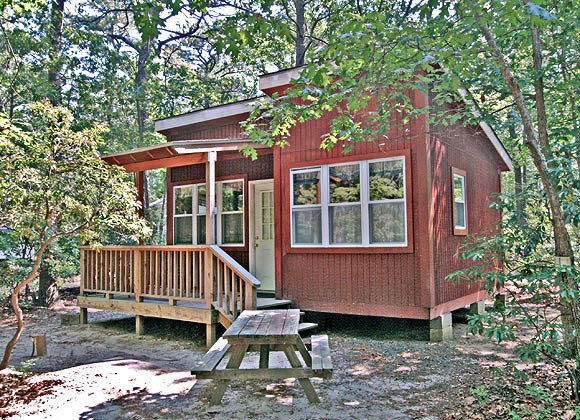 Bakers Acres Campground - Little Egg Harbor, NJ - RV Parks