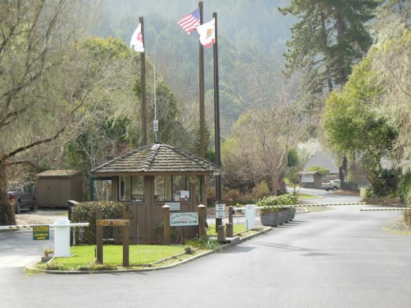 Duncans Mills Camping Club - Duncans Mills, CA - RV Parks