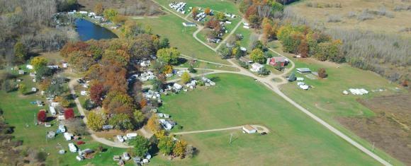 Oaks Resort - Munith, MI - RV Parks