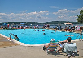 Buttonwood Beach Camping - Earleville, MD - RV Parks