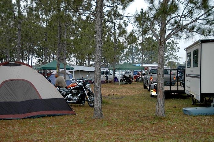 Thunder Gulch Campground - Bunnell, FL - RV Parks