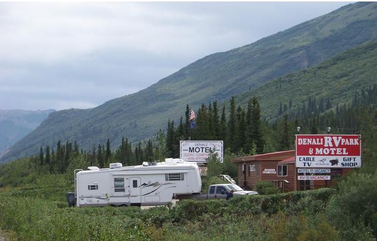Denali Rv Park & Motel - Healy, AK - RV Parks
