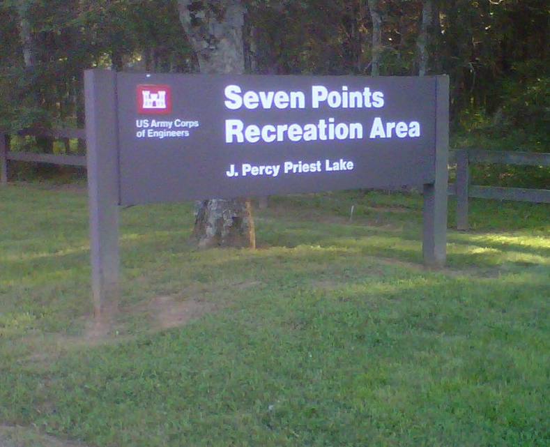 Seven Points Campground - Hermitage, TN - National Parks