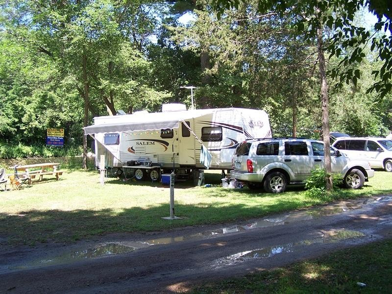 Apple River Family Campground - Somerset, WI - RV Parks