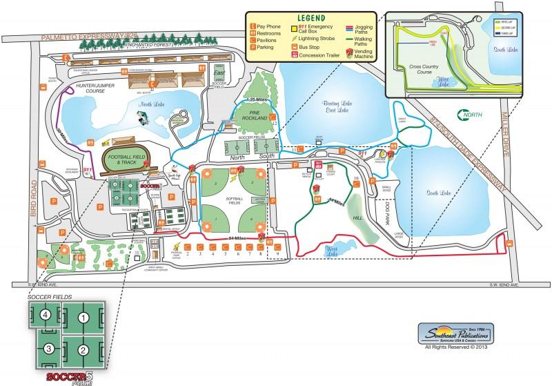 Tropical Park Miami Fl Rv Parks Rvpoints Com