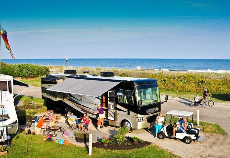 Lakewood Camping Resort Myrtle Beach Sc Rv Parks