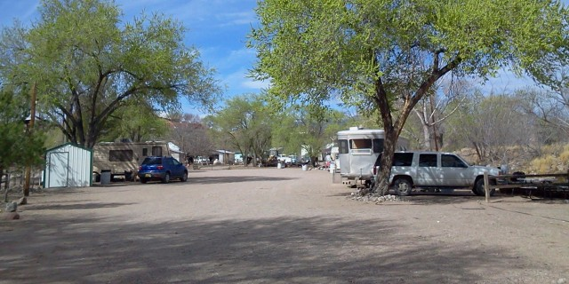 Hillsboro RV Village - Hillsboro, NM - County / City Parks