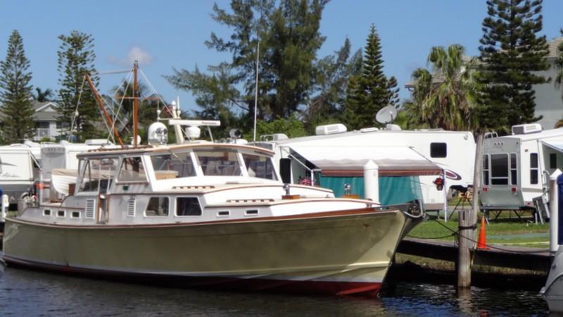 Yacht Haven Park Marina - Fort Lauderdale, FL - RV Parks