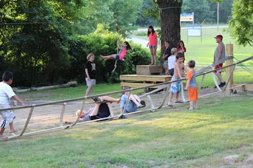 Evening Star Campground - Dadeville, MO - RV Parks