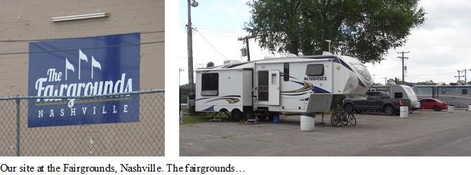 The Fairgrounds Nashville - Nashville, TN - County / City Parks