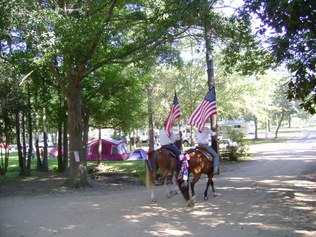 Sweetwater Campground & Riding Stables - Loranger, LA - RV Parks