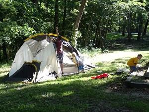 Graham Cave State Park - Danville, MO - Missouri State Parks