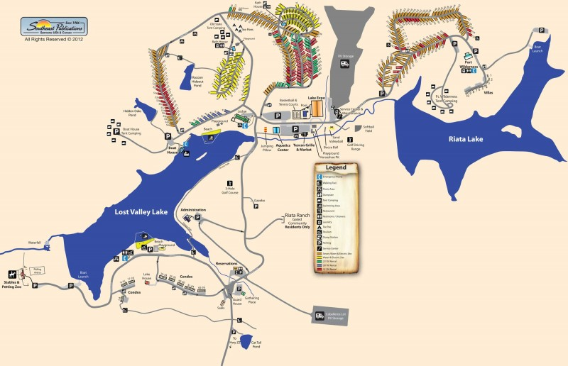 lost valley lake resort map Lost Valley Lake Resort Owensville Mo Rv Parks Rvpoints Com lost valley lake resort map