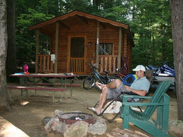 Twin Tamarack Family Campground - New Hampton, NH - RV Parks