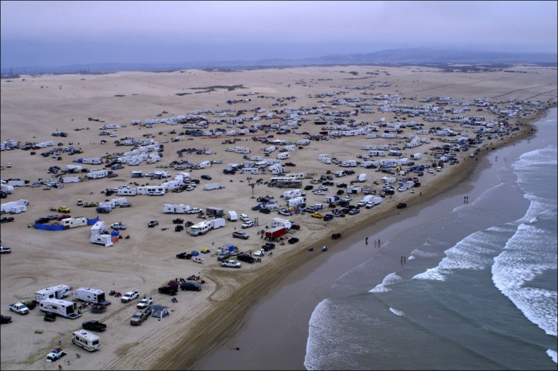 Oceano Dunes State Vehicular Recreation Area - Oceano, CA - RV Parks