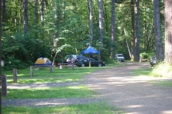 Barview Jetty County Campground Rockaway Beach Or