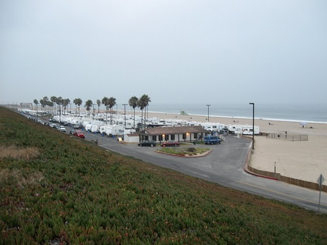 Dockweiler RV Park - Playa Del Rey, CA - County / City Parks