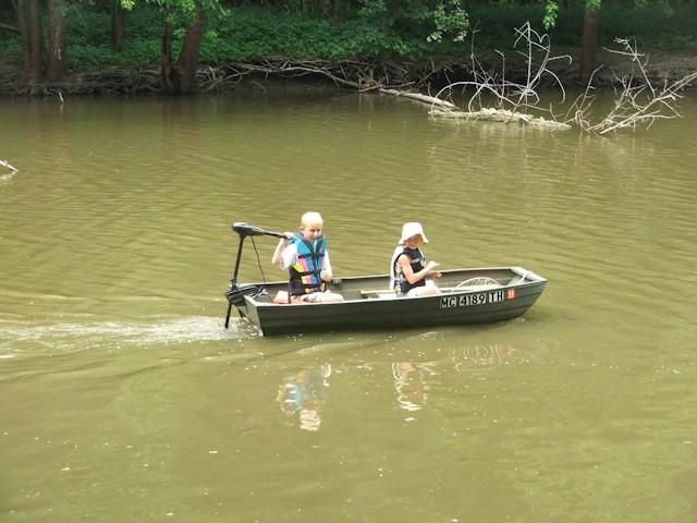 Maple River Campground - Pewamo, MI - County / City Parks