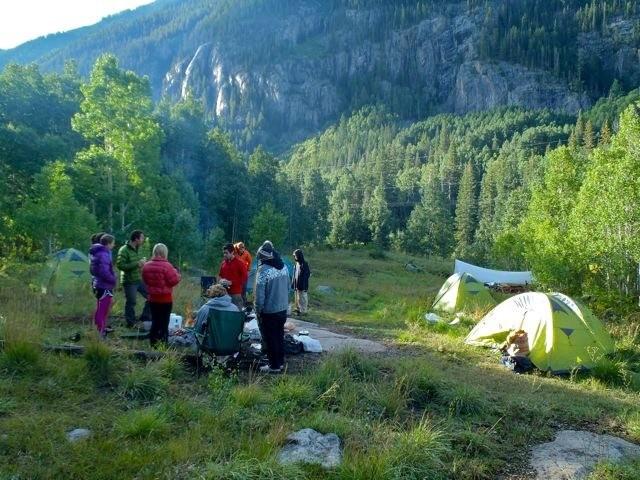 Ophir Creek Campground - San Isabel, CO - RV Parks