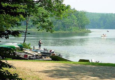 Shir-Roy Camping Area - Richmond, NH - RV Parks