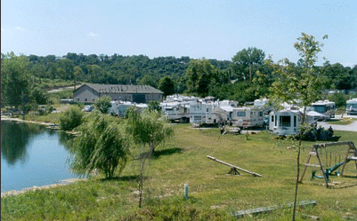 Indian Springs Campground North Bend Oh Rv Parks