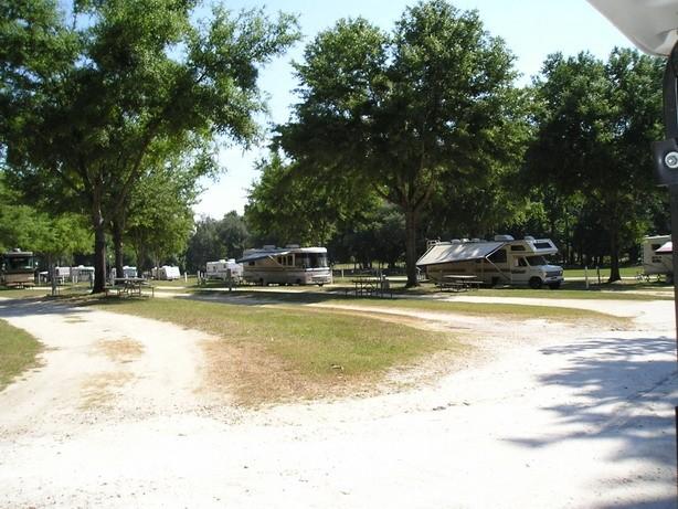 Travelers Campground - Alachua, FL - RV Parks
