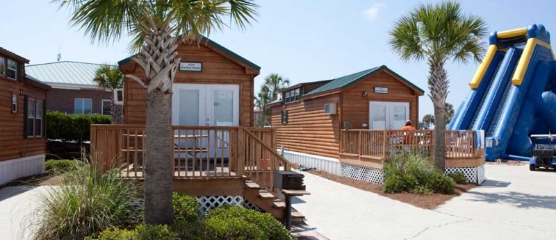 Camp Gulf - Destin, FL - RV Parks