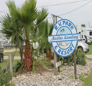 Austin S Landing Rv Park Resort Freeport Tx Rv Parks