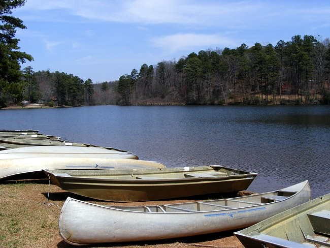 Oconee State Park - Mountain Rest, SC - South Carolina State Parks