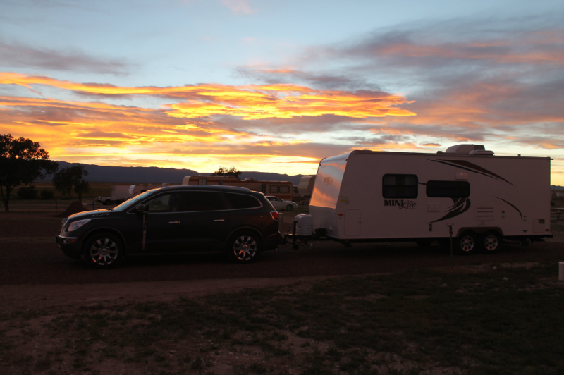 Haggard's RV Campground - Pueblo West, CO - RV Parks